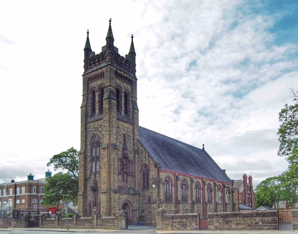 St Charles Church, Liverpool