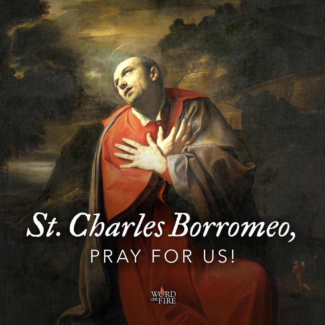 St. Charles Borromeo Pray for us