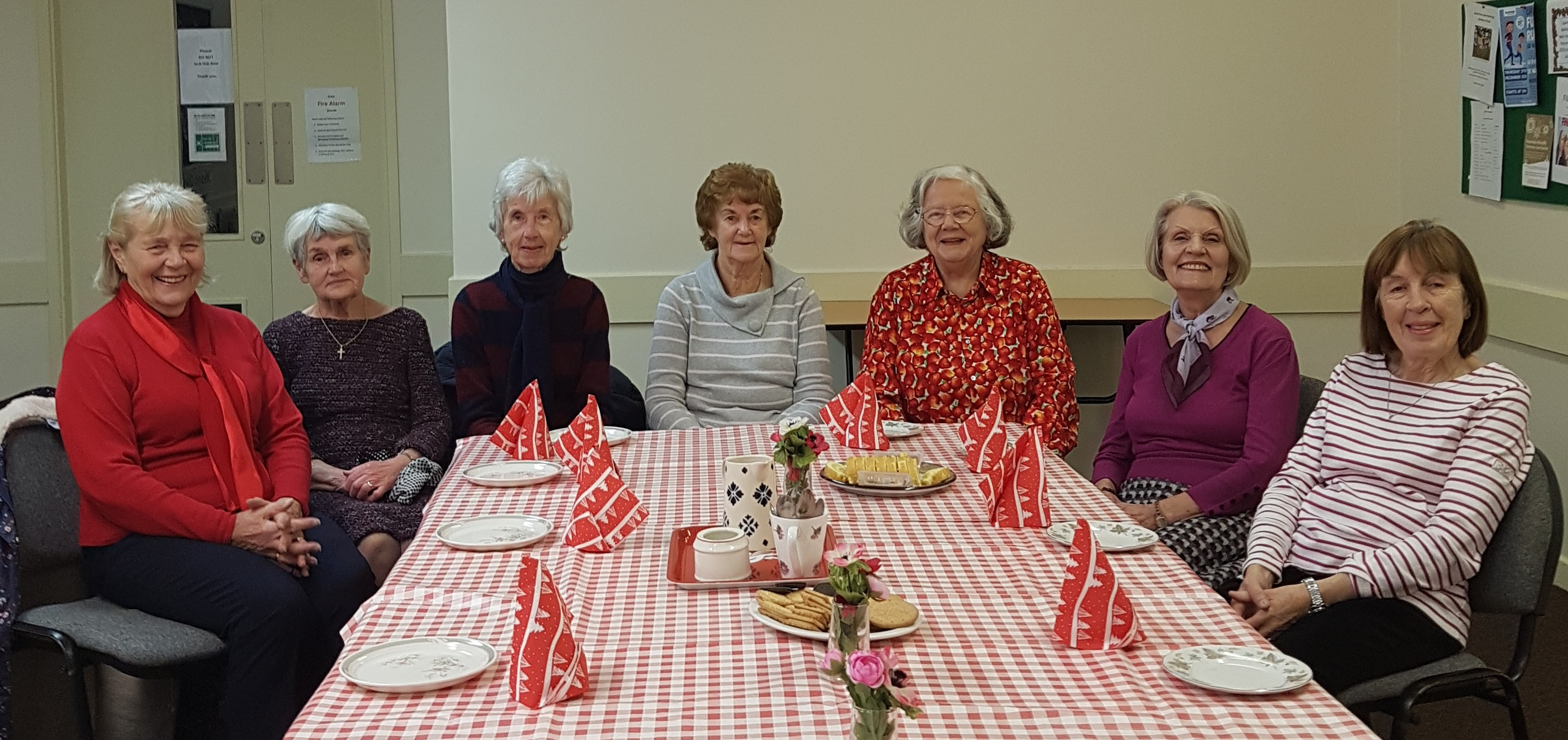 Thursday Afternoon Tea at St. Charles Parish