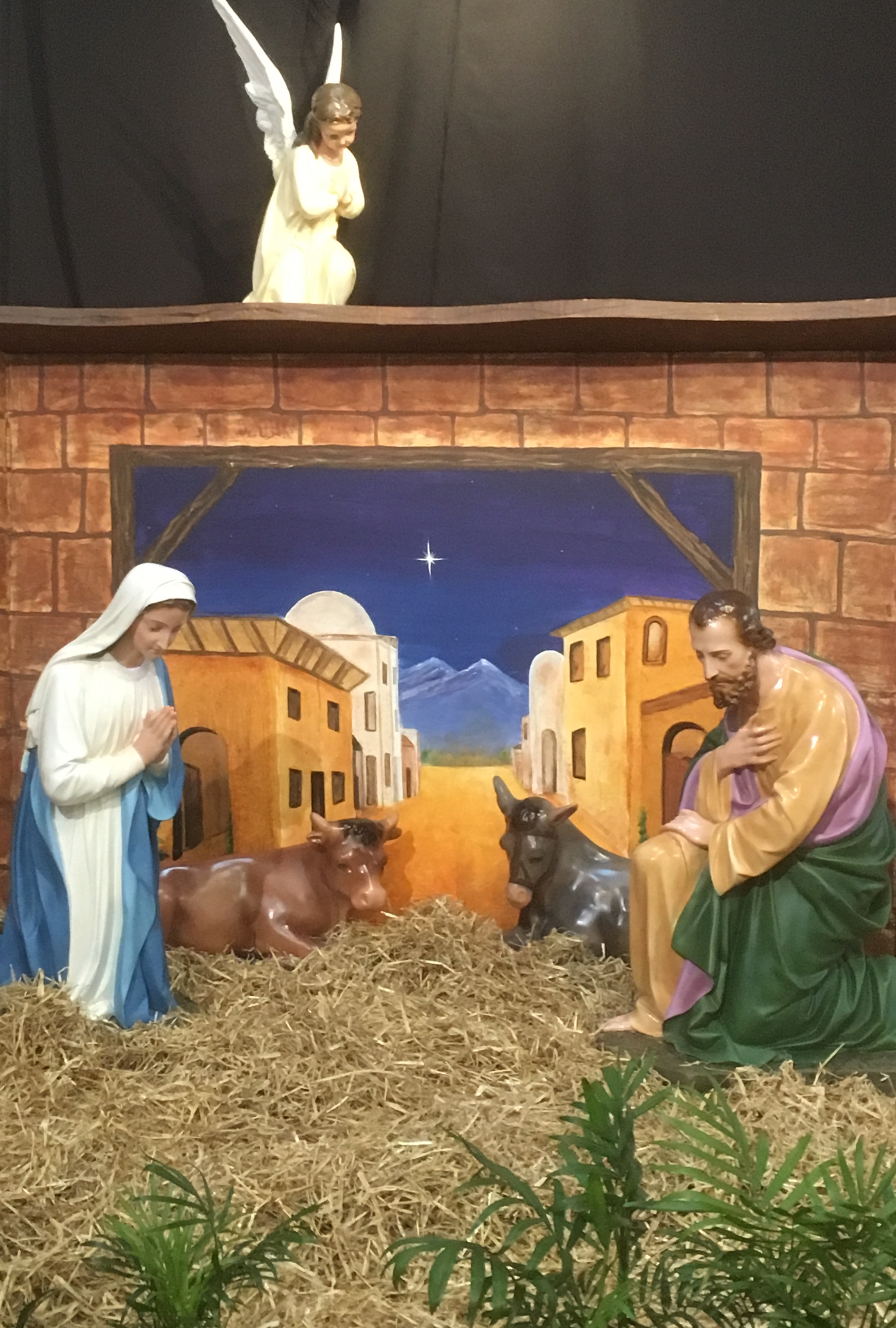The Birth of Jesus for told